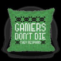 Gamers Don't Die