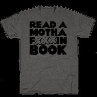 Read a Motha F'ing Book