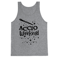 Accio Weekend!