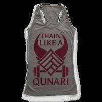Train Like A Qunari