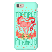 Trample The Patriarchy Phonecase