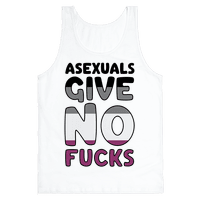 Asexuals Give No Fucks Tank