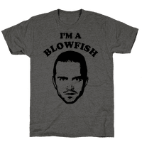 I'm a Blowfish!