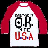 U.S.A. O.K.
