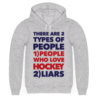 Hockey Lovers And Liars