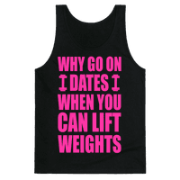 Why Go on Dates When You Can Lift Weights!