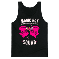 Magic Boy Squad (Pink) Tank