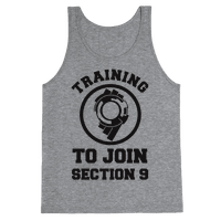 Training To Join Section 9