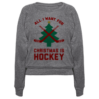 I Want Hockey for Christmas
