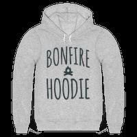 Bonfire Hoodie Hoodie