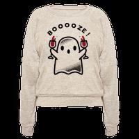 Booooze Pullover