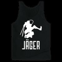 Eren Jaeger Silhouette