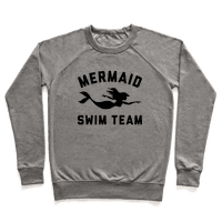 Mermaid Swim Team