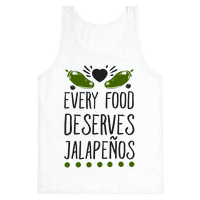 Every Food Deserves Jalapeos