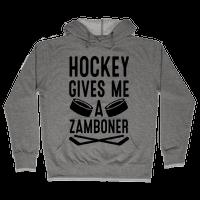 Hockey Gives Me A Zamboner