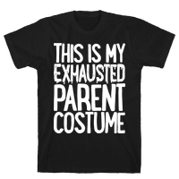 This is My Exhausted Parent Costume