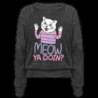 Meow Ya Doin?