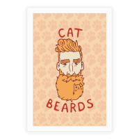 Ginger Cat Beards