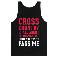 Cross Country Is All About Sportsmanship
