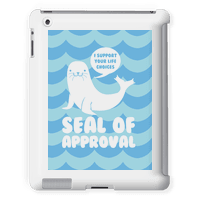 Seal of Approval Supports Your Life Choices