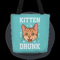 Kitten Drunk