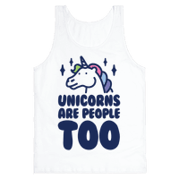 Unicorns Are People Too