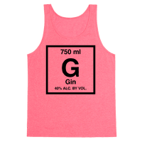 Gin Element (Periodic Alcohol)