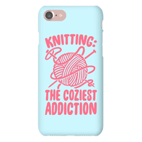 Knitting The Coziest Addiction
