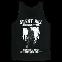 Silent Hill Running Team (White)