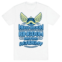 Mushroom Kingdom Driving Academy