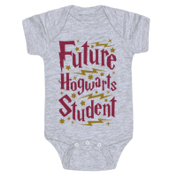 Future Hogwarts Student Baby