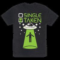 Single, Taken (UFO) Tee