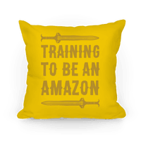 Training To Be An Amazon Parody
