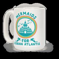 Mermaids For Lesbian Atlantis