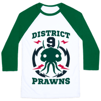 District 9 Prawns (Sports Logo Parody)