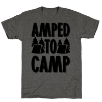 Amped To Camp