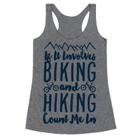Biking and Hiking