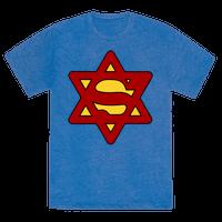 Super Jewish Man