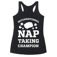 International Nap Taking Champion