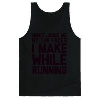 Don't Judge me When I Run