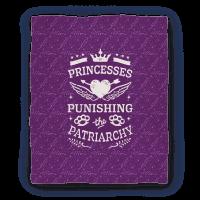 Princesses Punishing The Patriarchy