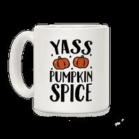 Yass Pumpkin Spice