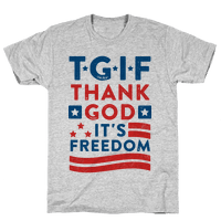 FOR THE FREEDOM FELLERS!