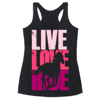 Live, Love, Ride (Horse)
