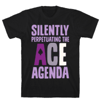 Silently Perpetuating The Ace Agenda