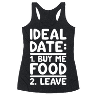 Ideal Date: Buy Me Food, Leave