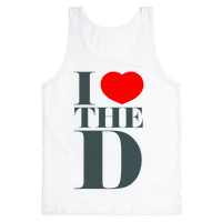 I Love the D