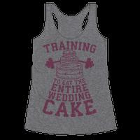 Training to Eat the Entire Wedding Cake