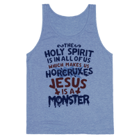 Holy Spirit Horcruxes