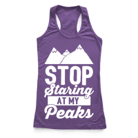 Stop Staring At My Peaks